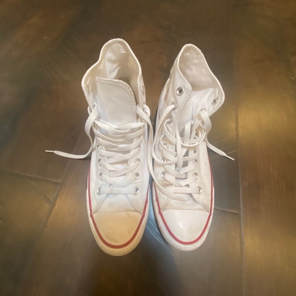 Converse Other - White High top Converse